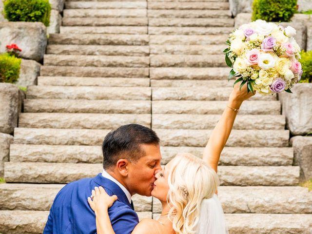 Ines and Paul's Wedding in Buffalo, New York 14