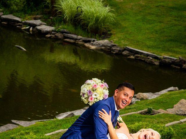 Ines and Paul's Wedding in Buffalo, New York 16