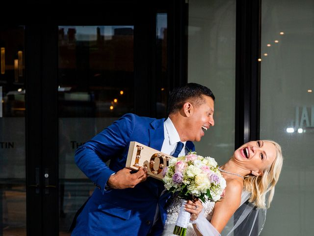 Ines and Paul's Wedding in Buffalo, New York 19