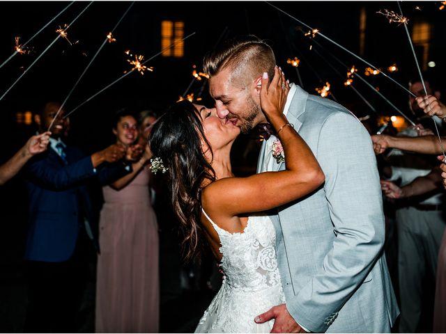 Jordan and Alexa's Wedding in Lititz, Pennsylvania 3