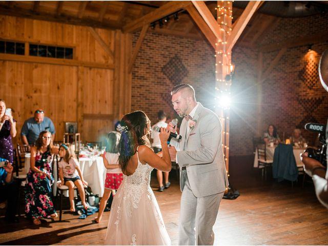Jordan and Alexa's Wedding in Lititz, Pennsylvania 7