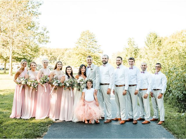 Jordan and Alexa's Wedding in Lititz, Pennsylvania 8