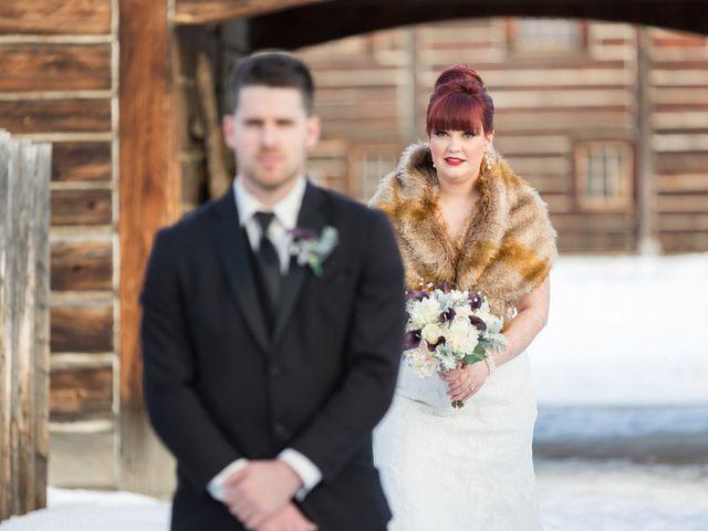 Sarah and David's Wedding in Edmonton, Kentucky 4