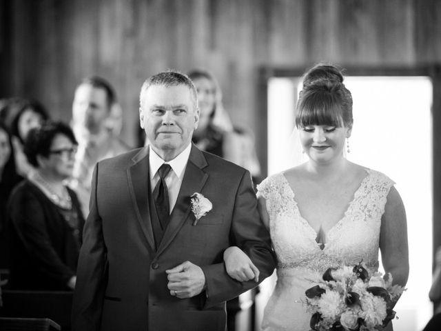 Sarah and David's Wedding in Edmonton, Kentucky 8