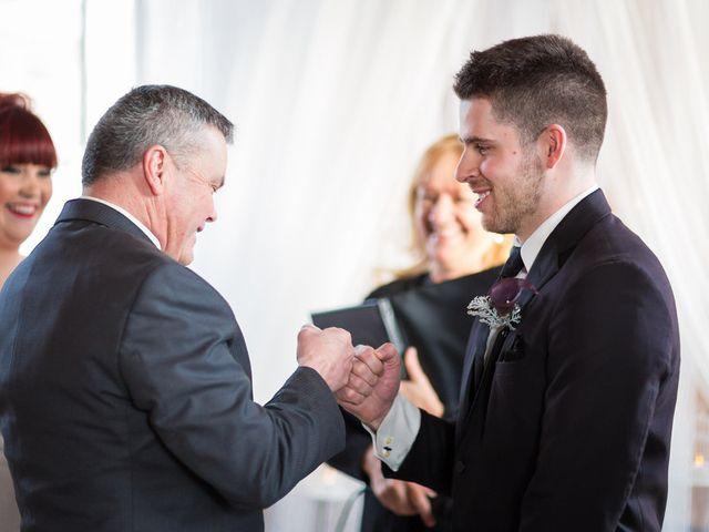 Sarah and David's Wedding in Edmonton, Kentucky 9