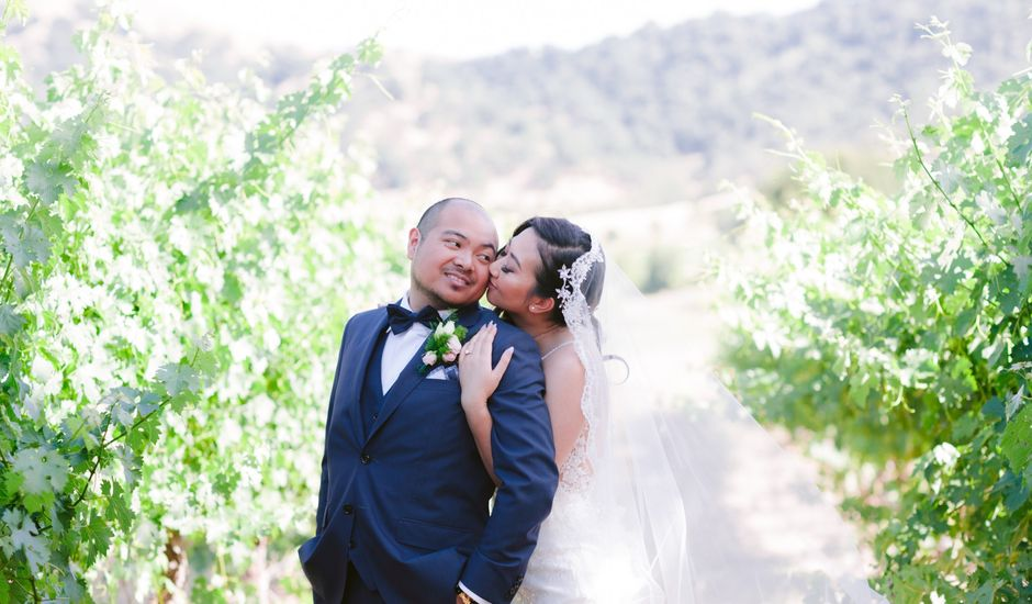 Jose and Stephanie's Wedding in San Martin, California
