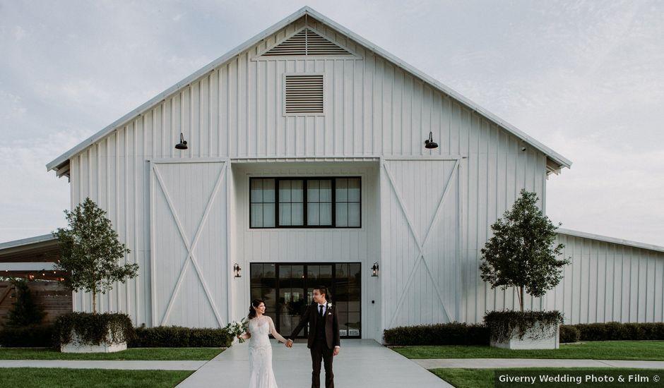 Jesse and Karen's Wedding in Montgomery, Texas