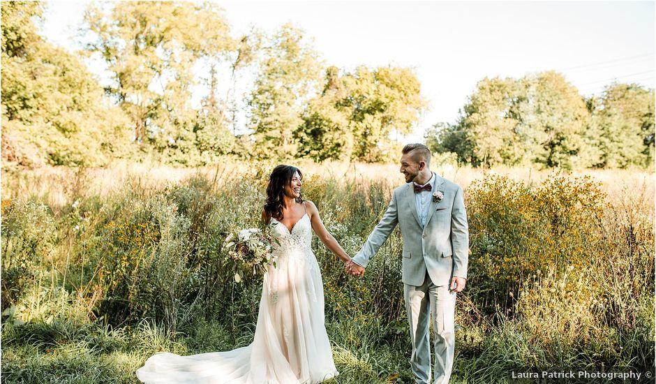 Jordan and Alexa's Wedding in Lititz, Pennsylvania