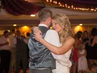 The wedding of Danny and Kelly