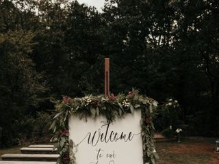 The wedding of Brittany and Micah 2
