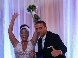 The wedding of Amanda and Frank