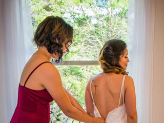 The wedding of Michael and Lissette 3