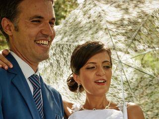 The wedding of Mona and Rafael 2