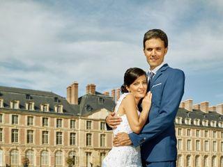 The wedding of Mona and Rafael 3