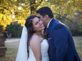 The wedding of Jonathan and Alexandra