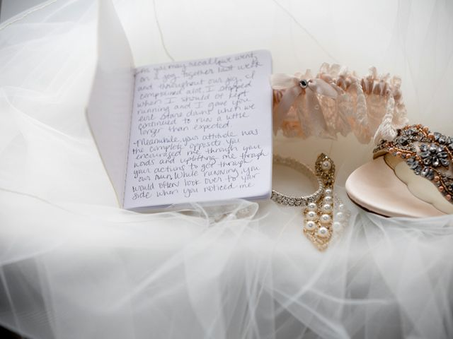 Whitney and Nic's Wedding in Fort Belvoir, Virginia 5