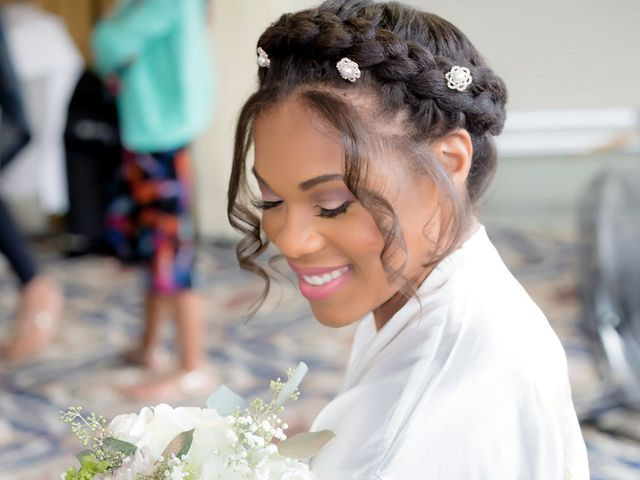 Whitney and Nic's Wedding in Fort Belvoir, Virginia 9