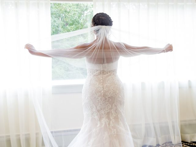 Whitney and Nic's Wedding in Fort Belvoir, Virginia 12