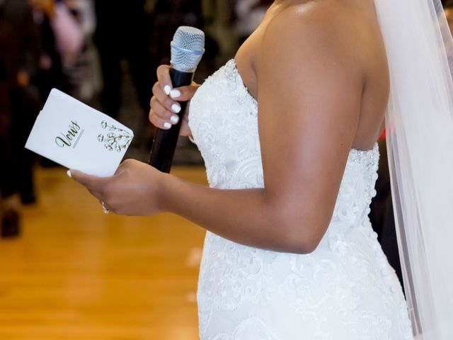Whitney and Nic's Wedding in Fort Belvoir, Virginia 15