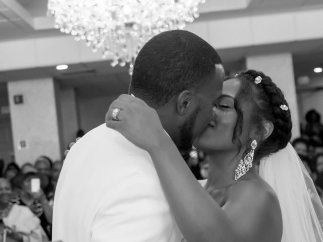 Whitney and Nic's Wedding in Fort Belvoir, Virginia 19