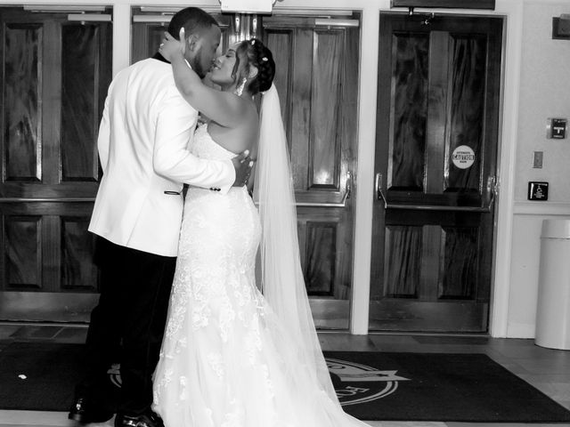 Whitney and Nic's Wedding in Fort Belvoir, Virginia 20