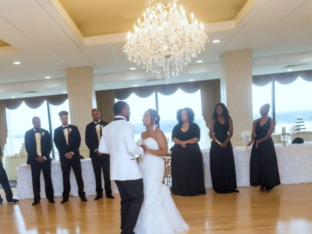 Whitney and Nic's Wedding in Fort Belvoir, Virginia 31