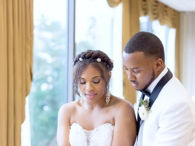Whitney and Nic's Wedding in Fort Belvoir, Virginia 32