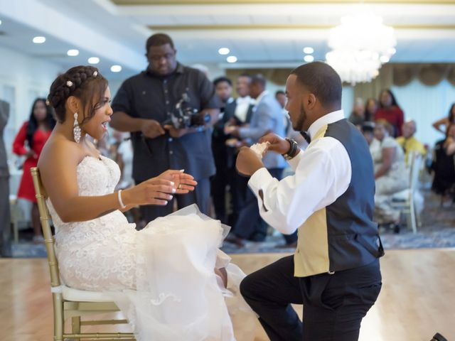 Whitney and Nic's Wedding in Fort Belvoir, Virginia 34