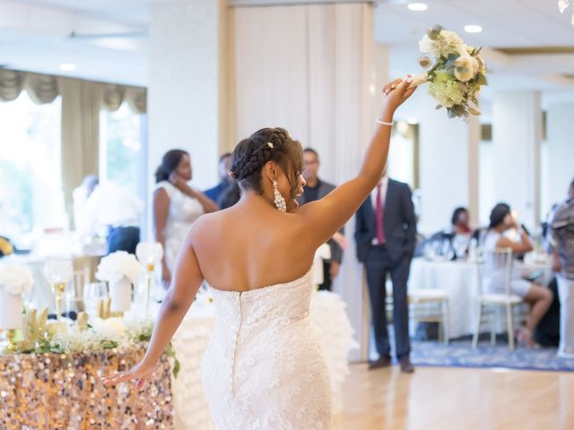 Whitney and Nic's Wedding in Fort Belvoir, Virginia 36