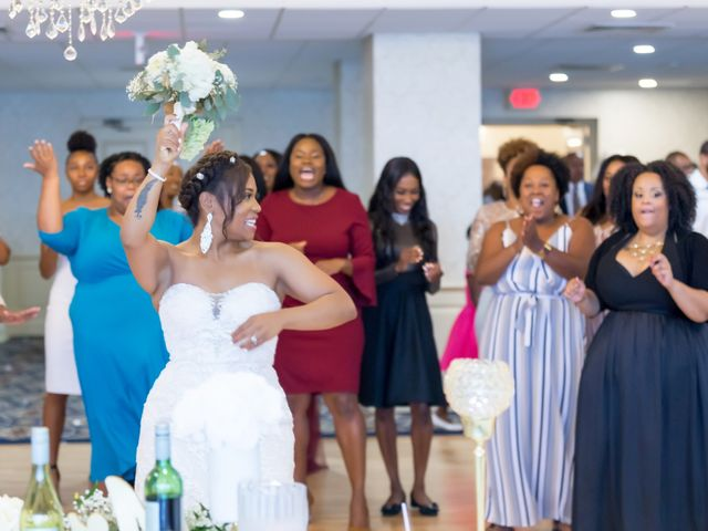 Whitney and Nic's Wedding in Fort Belvoir, Virginia 37
