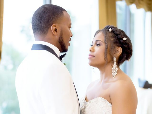 Whitney and Nic's Wedding in Fort Belvoir, Virginia 38