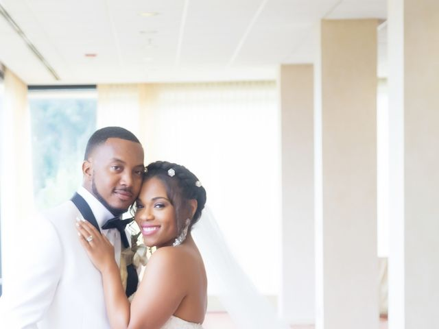 Whitney and Nic's Wedding in Fort Belvoir, Virginia 39