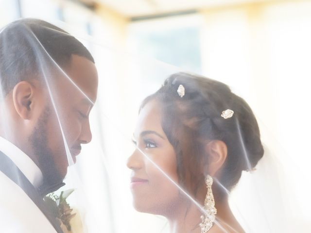 Whitney and Nic's Wedding in Fort Belvoir, Virginia 40