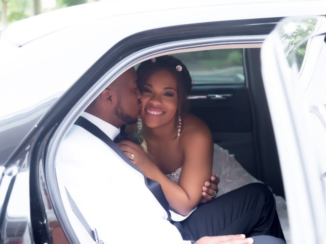 Whitney and Nic's Wedding in Fort Belvoir, Virginia 41