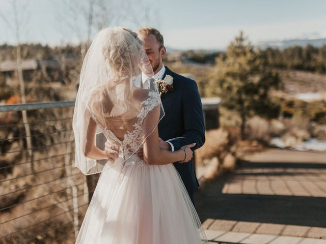 Megan and Ricky's Wedding in Bend, Oregon 10