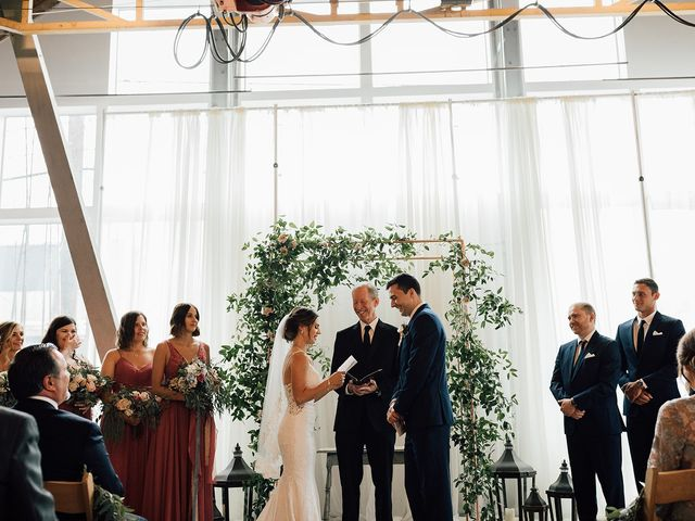 Christian and Nicole's Wedding in Seattle, Washington 6