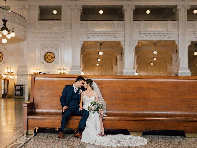 Christian and Nicole's Wedding in Seattle, Washington 1