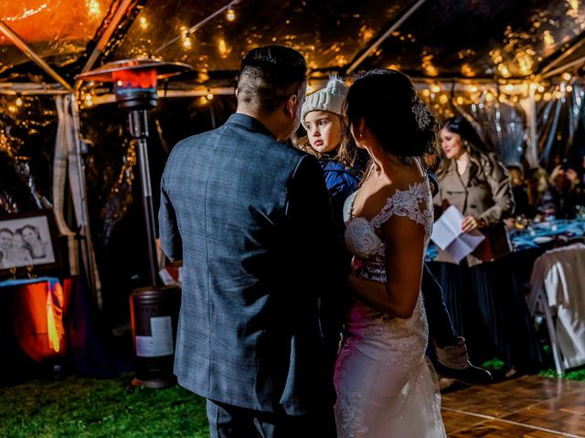 Steve and Samantha's Wedding in Cambria, California 6