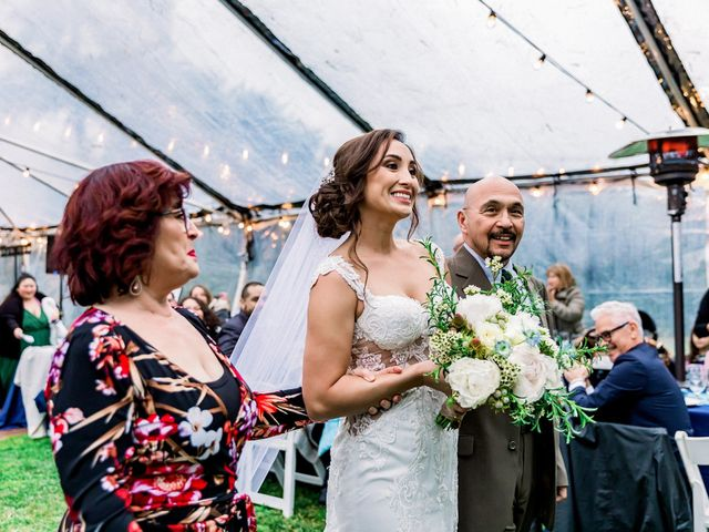 Steve and Samantha's Wedding in Cambria, California 13