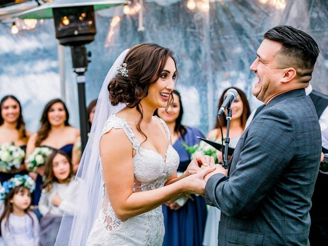 Steve and Samantha's Wedding in Cambria, California 47