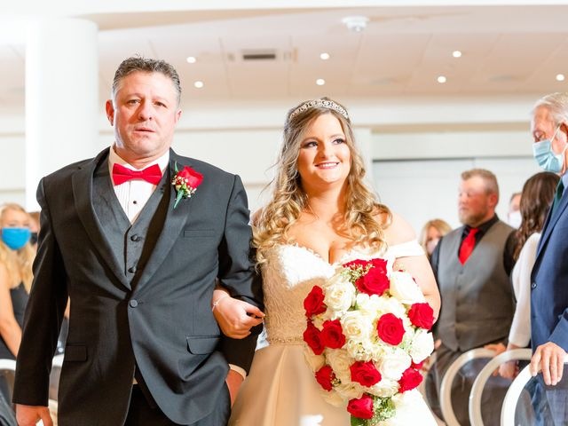 Colin and Kaleigh's Wedding in Cincinnati, Ohio 5