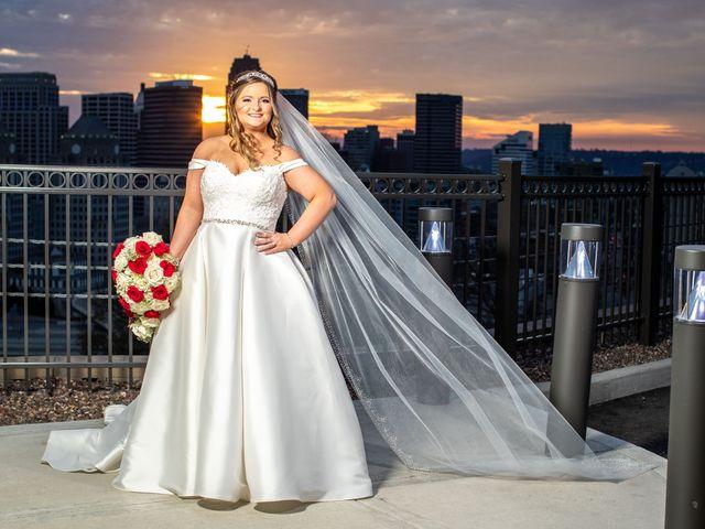 Colin and Kaleigh's Wedding in Cincinnati, Ohio 6
