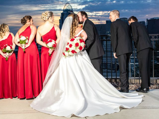 Colin and Kaleigh's Wedding in Cincinnati, Ohio 7