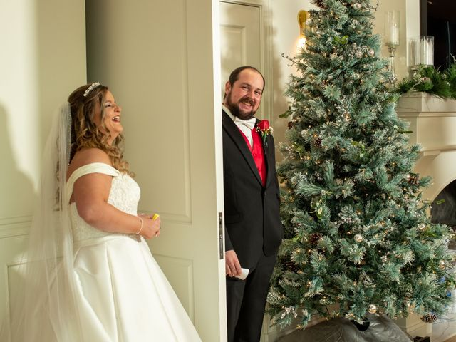 Colin and Kaleigh's Wedding in Cincinnati, Ohio 8