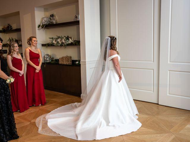 Colin and Kaleigh's Wedding in Cincinnati, Ohio 10