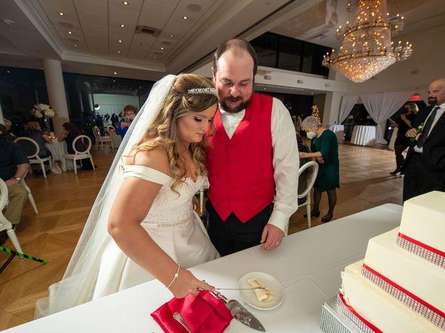 Colin and Kaleigh's Wedding in Cincinnati, Ohio 14