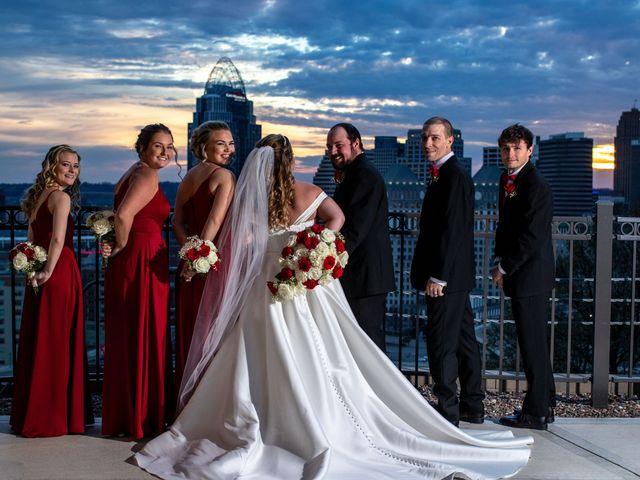 Colin and Kaleigh's Wedding in Cincinnati, Ohio 15