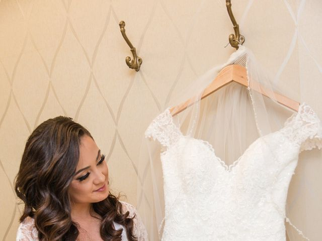 Christopher and Leticia's Wedding in Kenilworth, New Jersey 6