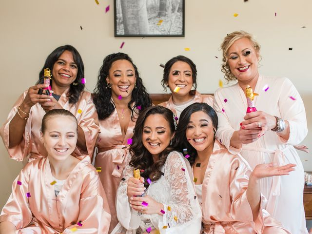 Christopher and Leticia's Wedding in Kenilworth, New Jersey 1