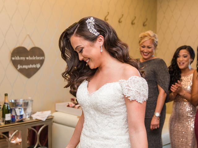 Christopher and Leticia's Wedding in Kenilworth, New Jersey 14